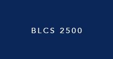 BLCS 2500