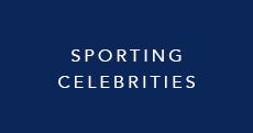 Sporting Celebrities