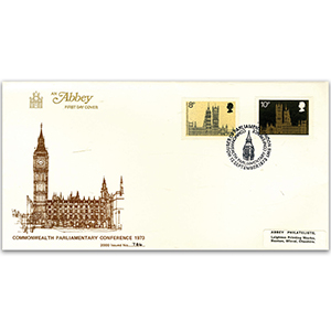 1973 Parliamentary Conference - Abbey Cover