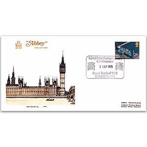 1975 Inter-Parliamentary Conference - Abbey Cover