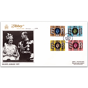 1977 Silver Jubilee - Abbey Cover