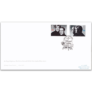 1999 Royal Wedding - Windsor Rose