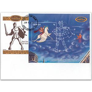 1998 Grenada Disney Hercules