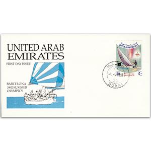 1993 United Arab Emirates Barcelona Summer Olympics