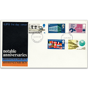 1969 Notable Anniversaries - Hounslow