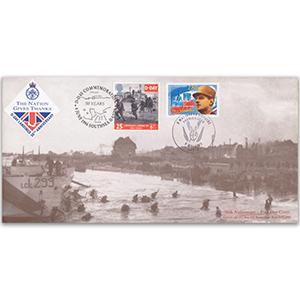 1994 D-Day 50th - Southsea, Hants - Doubled Paris