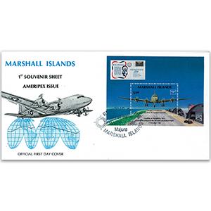 1986 Marshall Islands, Ameripex