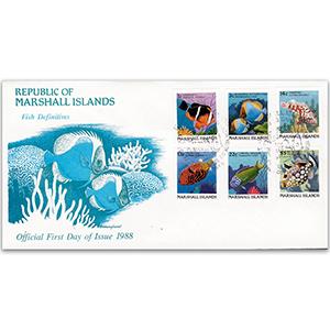 1988 Marshall Islands Fish Definitives