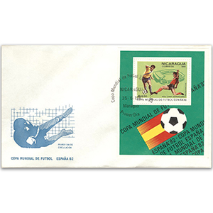 1981 Nicaragua World Cup 1982