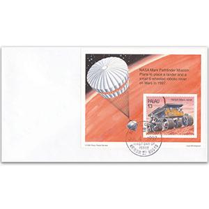 1997 Palau Nasa Mars Pathfinder Mission
