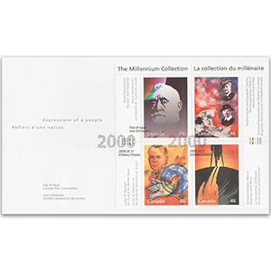 2000 Canada - Millenium Collection