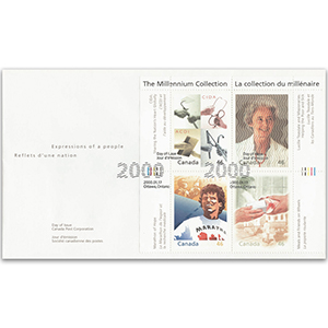 2000 Canada The Millennium collection