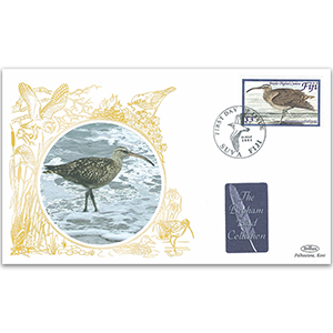 2004 Sweden - Bristle Thighed Curlew