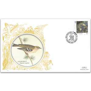 2006 Isle of Man - Goldcrest