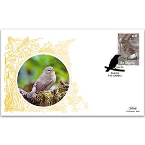 2010 Gambia Birds - Warbler Finch