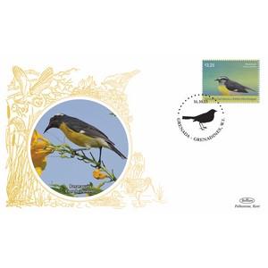 Grenada Birds - Bananaquit