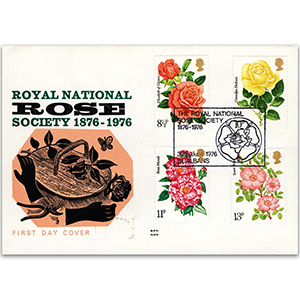1997 Roses - National Rose Society 100th