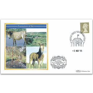 2005 Formation of New Forest National Park Benham 100 Cover