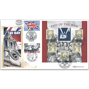 2005 End of War Triple Benham 100 Cover