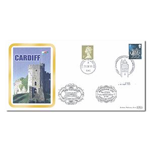 2005 Cardiff City Status 100th Anniversary Benham 100 Cover