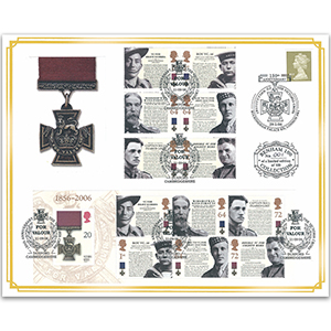 2006 Victoria Cross 150th Benham 100 series