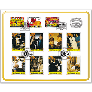 2008 Classic British Comedy Films Benham 100 Cover
