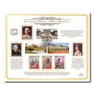 2014 Buckingham Palace Benham 100 Cover