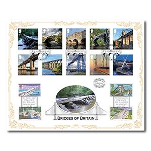 2015 Bridges of Britain Benham 100 Cover