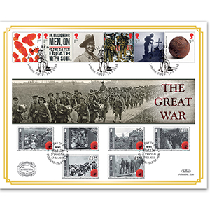 2015 WWI Benham 100 Cover