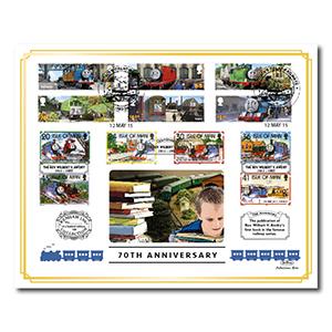 2015 Thomas the Tank Engine Benham 100 Cover