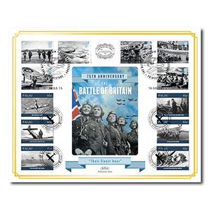 2015 Battle of Britain Benham 100 Cover