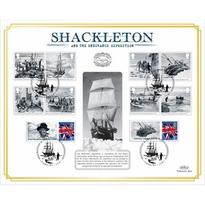 2016 Shackleton/Endurance Benham 100 Cover