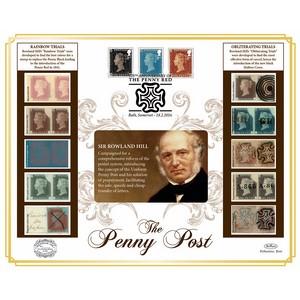 2016 Penny Post Benham 100 Cover