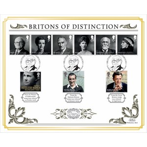 2016 British Humanitarians/Distinction Benham 100 Cover