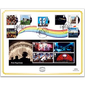 2016 Pink Floyd Benham 100 Cover
