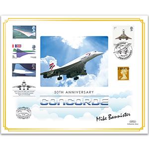 2019 Concorde 'Benham 100' Cover
