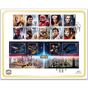 2019 Star Wars 'Benham 100' Cover