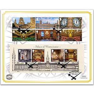 2020 Palace of Westminster Benham 100 Cover