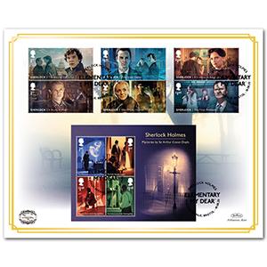 2020 Sherlock Benham 100 Cover