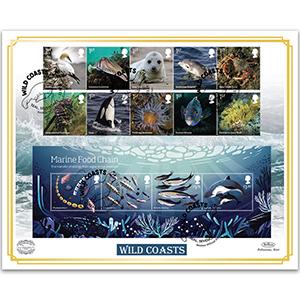 2021 Wild Coasts Benham 100s Cover