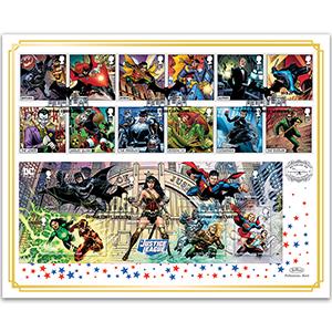 2021 DC Collection Benham 100s Cover
