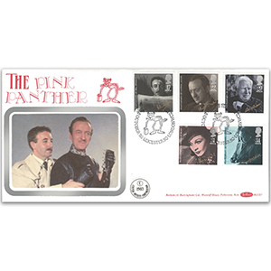 1985 British Film Year - 'The Pink Panther' BLCS