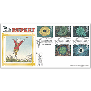 1995 Springtime BLCS - Rupert Bear 75th