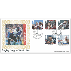 1995 Rugby League World Cup BLCS - Wigan