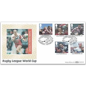 1995 Rugby League Centenary BLCS - Huddersfield