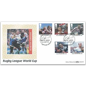 1995 Rugby League Centenary BLCS - Leeds