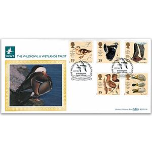 1996 Wildfowl & Wetland Trust BLCS
