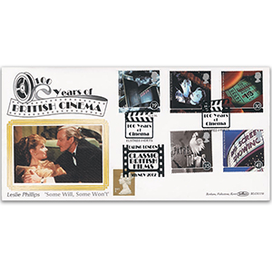 1996 Cinema Centenary BLCS - Elstree Doubled 2002