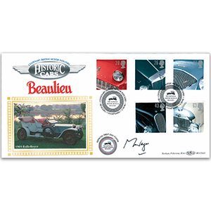 1996 Classic Sports Cars BLCS - Signed by Lord Montagu