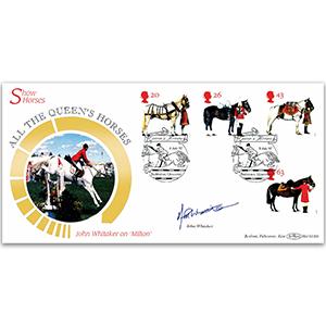 1999 Horses Signed John Whitaker